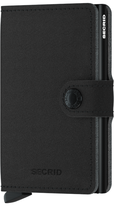 Miniwallet Yard Black