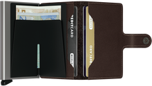 Load image into Gallery viewer, Miniwallet Original Dark Brown