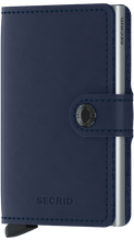 Load image into Gallery viewer, Miniwallet Original Navy