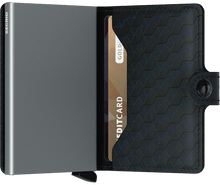Load image into Gallery viewer, Miniwallet Optical Black-Titanium
