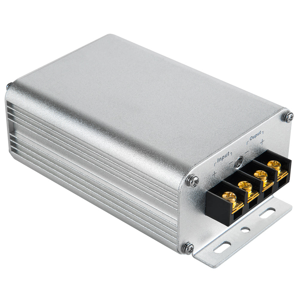 12V/24V to 24V 10A 240W DC DC Step Down Converter Voltage Regulator