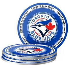 Toronto Blue Jays PVC Coasters 4-Pack