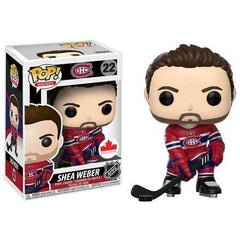 Funko Pop! Shea Weber Home Jersey Canadian Exclusive!
