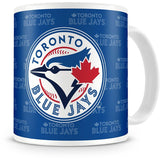 Toronto Blue Jays Ceramic Mug Set