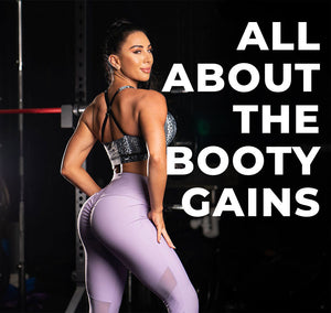 Get your Booty Gains at Home! 🍑