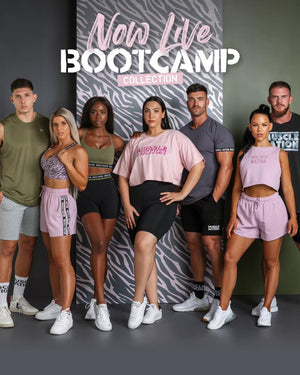 Muscle Nation Bootcamp Collection | MVMNT LMTD