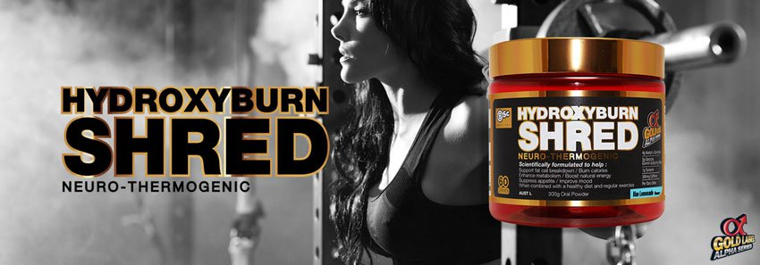 Body Science BSc | HYDROXYBURN SHRED NEURO-THERMOGENIC