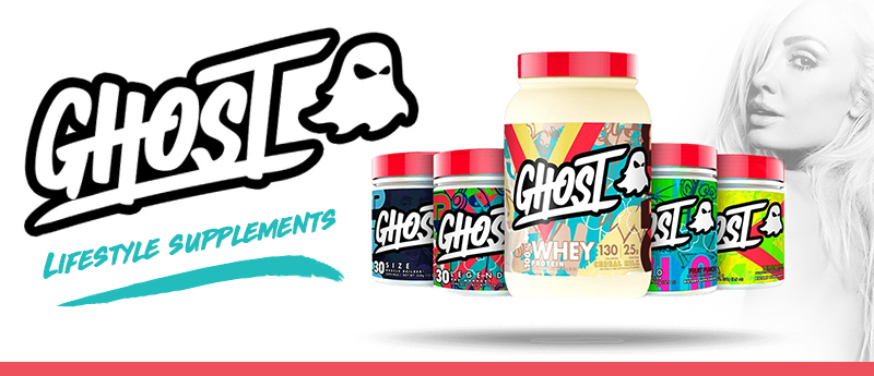 Image result for GHOST WHEY BANNER