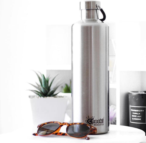 Cheeki | MVMNT LMTD | Stainless Steel Water Bottles & Lunch Boxes | Australia