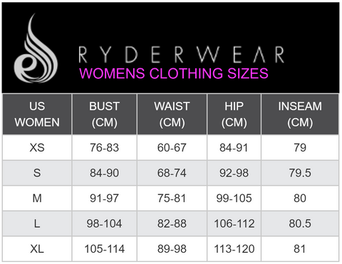 RYDERWEAR GYM & FINTESS CLOTHING | MVMNT LMTD | AUSTRALIA