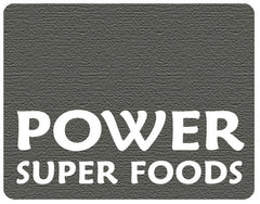 Power Super Foods | MVMNT LMTD | Australia