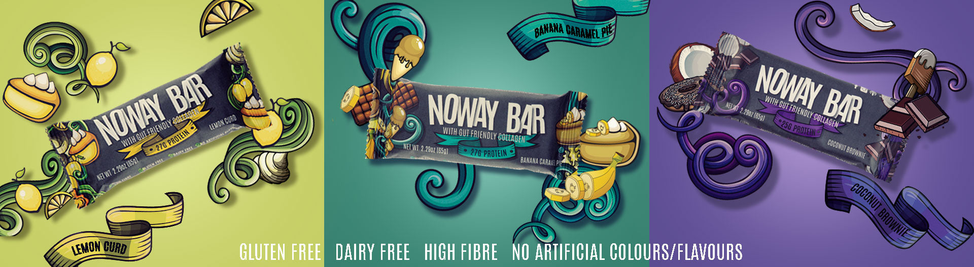 ATP Science NOWAY Bar | MVMNT LMTD | Australia