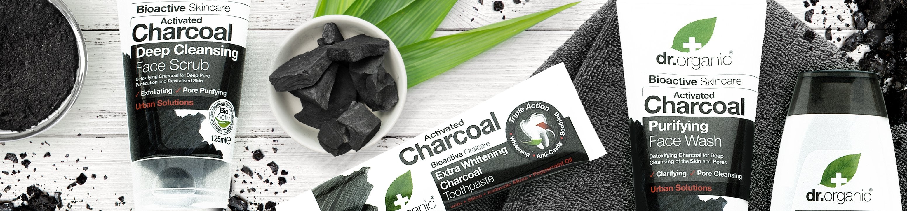 Dr Organic | MVMNT LMTD | Activated Charcoal | Australia