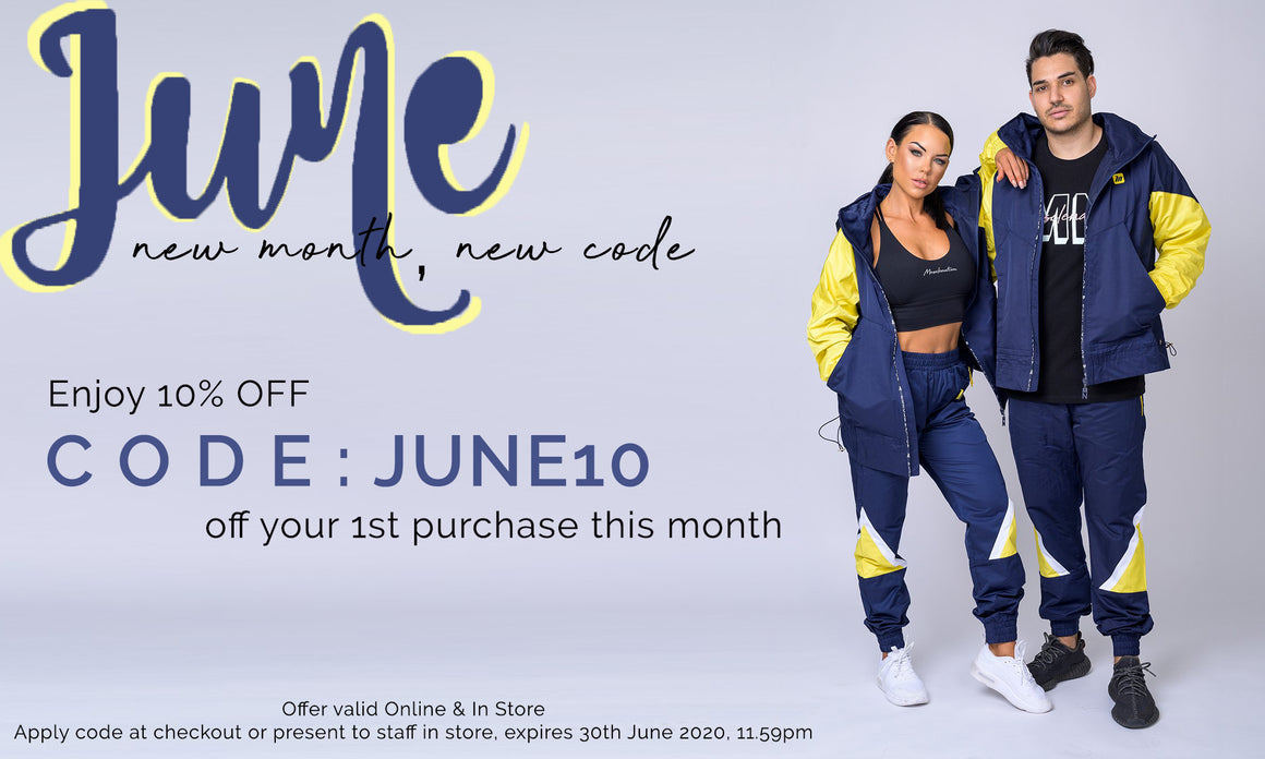 10% OFF at MVMNT LMTD | Online Activewear + Supplements