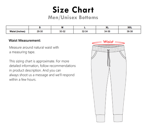 Echt Appatel Sizing Guide