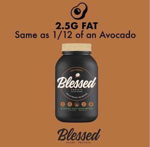 Blessed Protein By Clear Vegan | MVMNT LMTD | 3-Pack 1lb | Australia