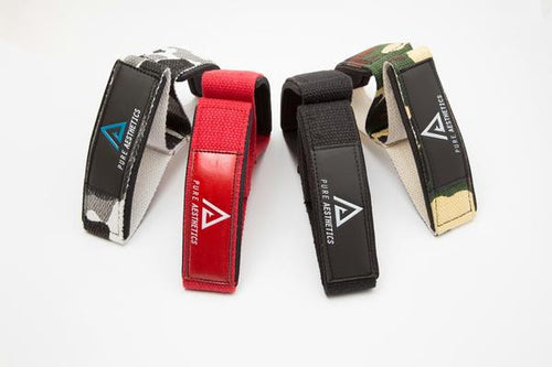 PURE AESTHETICS DOUBLE LOOP LIFTING STRAPS