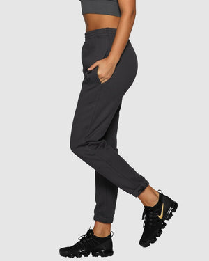 Nicky Kay | MVMNT LMTD | High Rise Pants - Charcoal | Australia