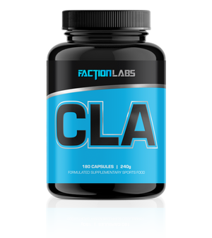Faction Labs | CLA Capsules | MVMNT LMTD