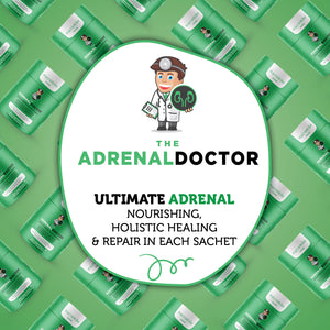 Macro Mike | The Adrenal Doctor | MVMNT LMTD