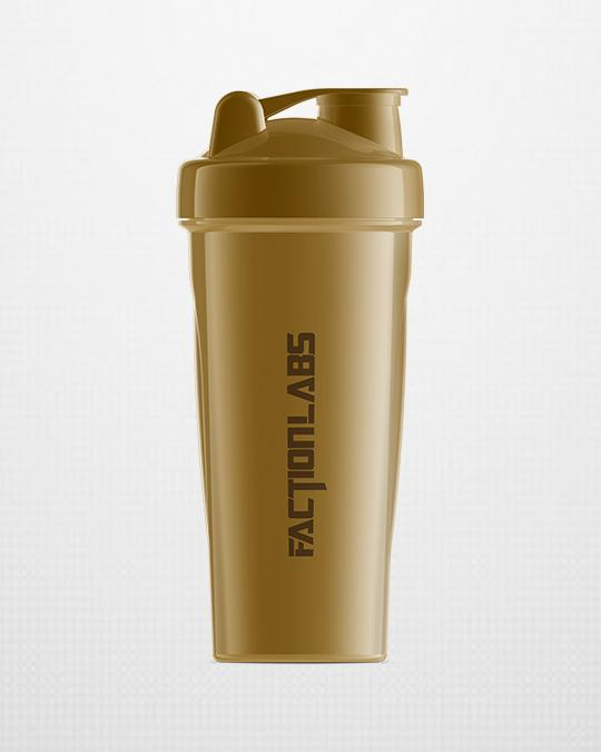 Faction Labs | Golden Rod Shaker | MVMNT LMTD