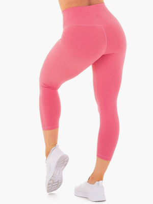 Ryderwear | Motion High Waist 7/8 Leggings - Pink Lemonade | MVMNT LMTD