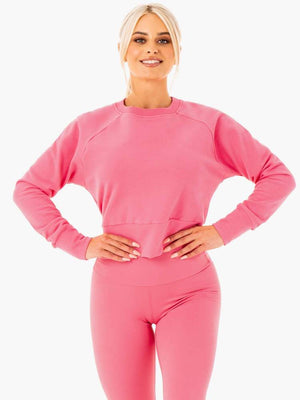 Ryderwear | Motion Sweater - Pink Lemonade | MVMNT LMTD