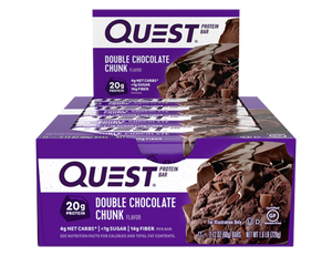 Quest Nutrition | Protein Bars | MVMNT LMTD
