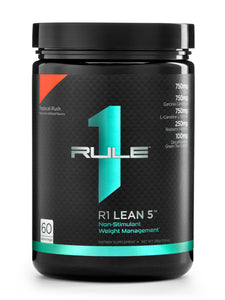 Rule One Proteins | MVMNT LMTD | R1 LEAN 5 Non-Stim Burner | Australia
