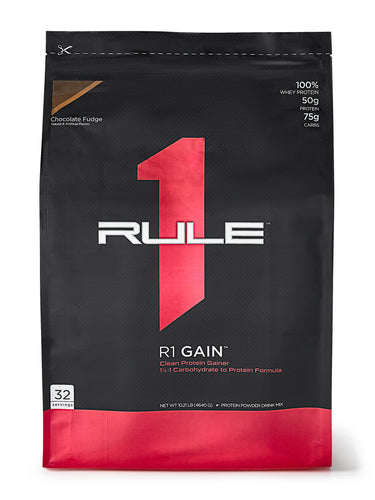 Rule One Proteins | MVMNT LMTD | R1 GAIN - Clean Protein Gainer | Australia