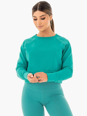 Ryderwear | Motion Sweater - Teal | MVMNT LMTD