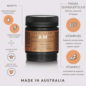 JSHealth Vitamins | AM + PM Formula - Multivitamin (IN STORE ONLY)