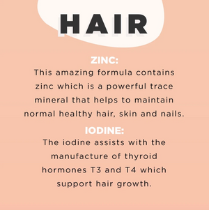 JSHealth Vitamins | Hair + Energy | MVMNT LMTD