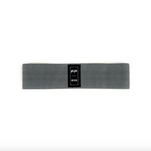 FitPro Collection | Medium Super Glute Band - Dark Grey | MVMNT LMTD