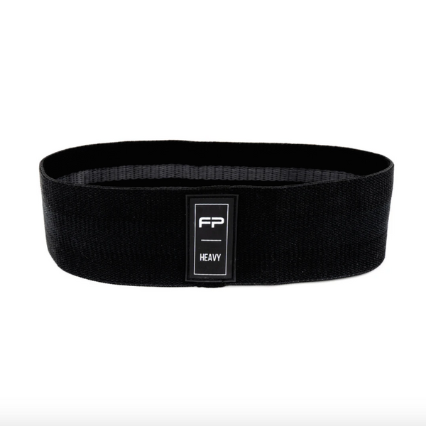 FitPro Collection | Heavy Super Glute Band - Black | MVMNT LMTD