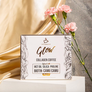 BeforeYouSpeak Coffee | Glow - Original (Collagen Coffee) | MVMNT LMTD