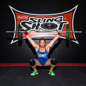 Sling Shot By Mark Bell | MVMNT LMTD | Australia | Knee Sleeves 2.0