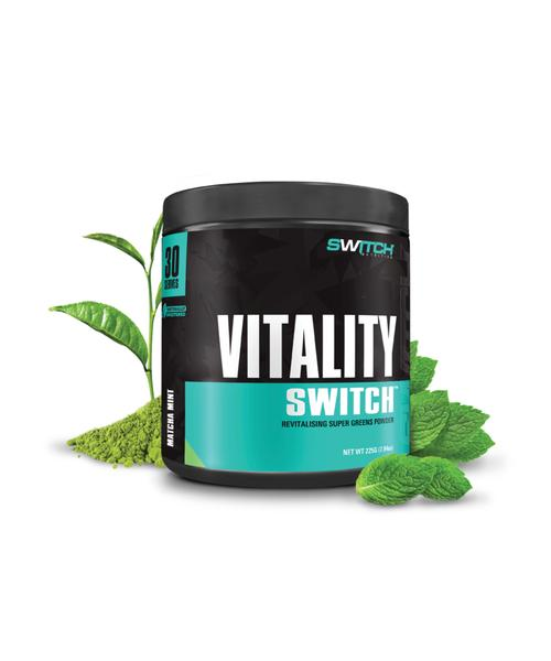 Switch Nutrition | MVMNT LMTD | Vitality Switch | Australia