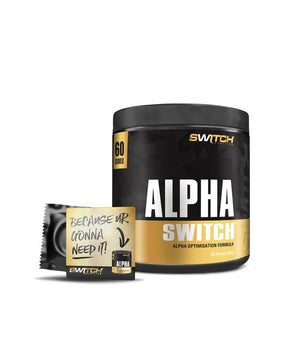 Switch Nutrition | MVMNT LMTD | Alpha Switch | Australia