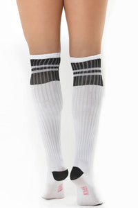 Hipkini Fitness | MVMNT LMTD | Socks Journey Wild White Heart | Australia