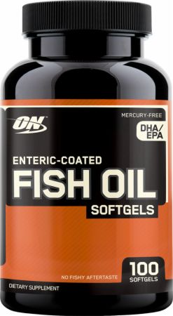 OPTIMUM NUTRITION | MVMNT LMTD | FISH OIL SOFTGELS | AUSTRALIA