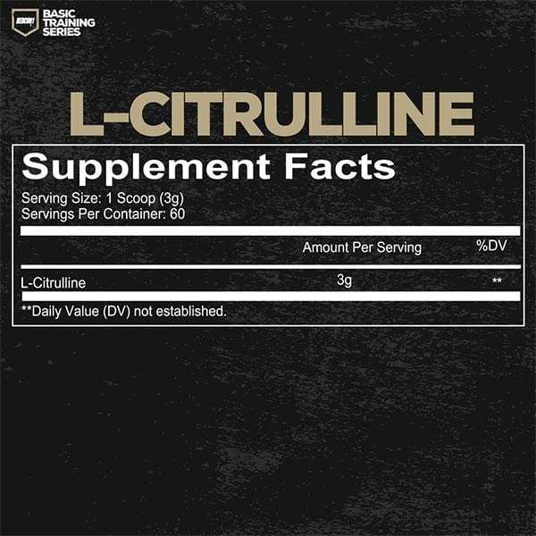 Redcon1 | L-Citrulline | MVMNT LMTD | Sportswear And Supplements