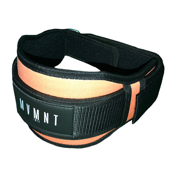 MVMNT Neoprene Weight Lifting Belt | MVMNT LMTD | Online Sportswear + Supplements | Australia