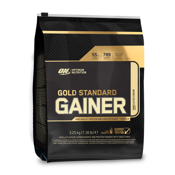 OPTIMUM NUTRITION | MVMNT LMTD | GOLD STANDARD GAINER | AUSTRALIA