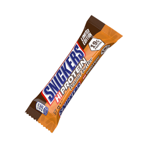 Mars Inc. Protein | Snickers High Protein Peanut Butter Bar | MVMNT LMTD