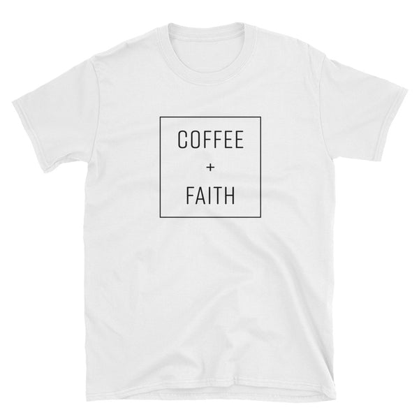Coffee + Faith T-Shirt