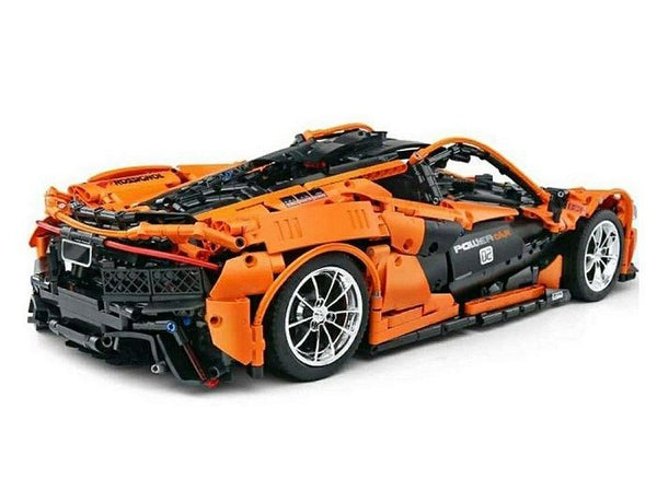 Mclaren P1 Supercar Mould King 13090(LEGO STYLE MOTORIZED/STATIC MODEL)