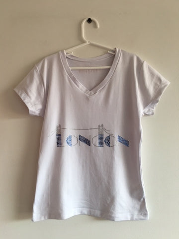 Camiseta London - Viste lo que Viste