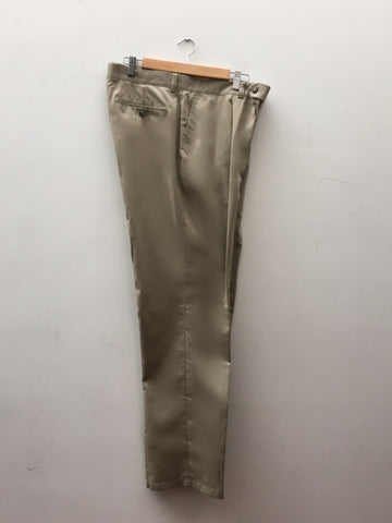Pantalon beige formal - Viste lo que Viste