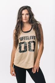 Colorado Buffaloes Gold Game Day Jersey